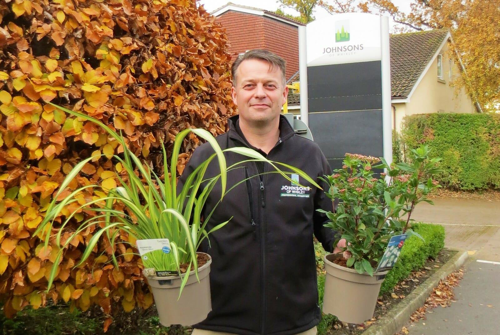 plant pots aimed at reducing landfill