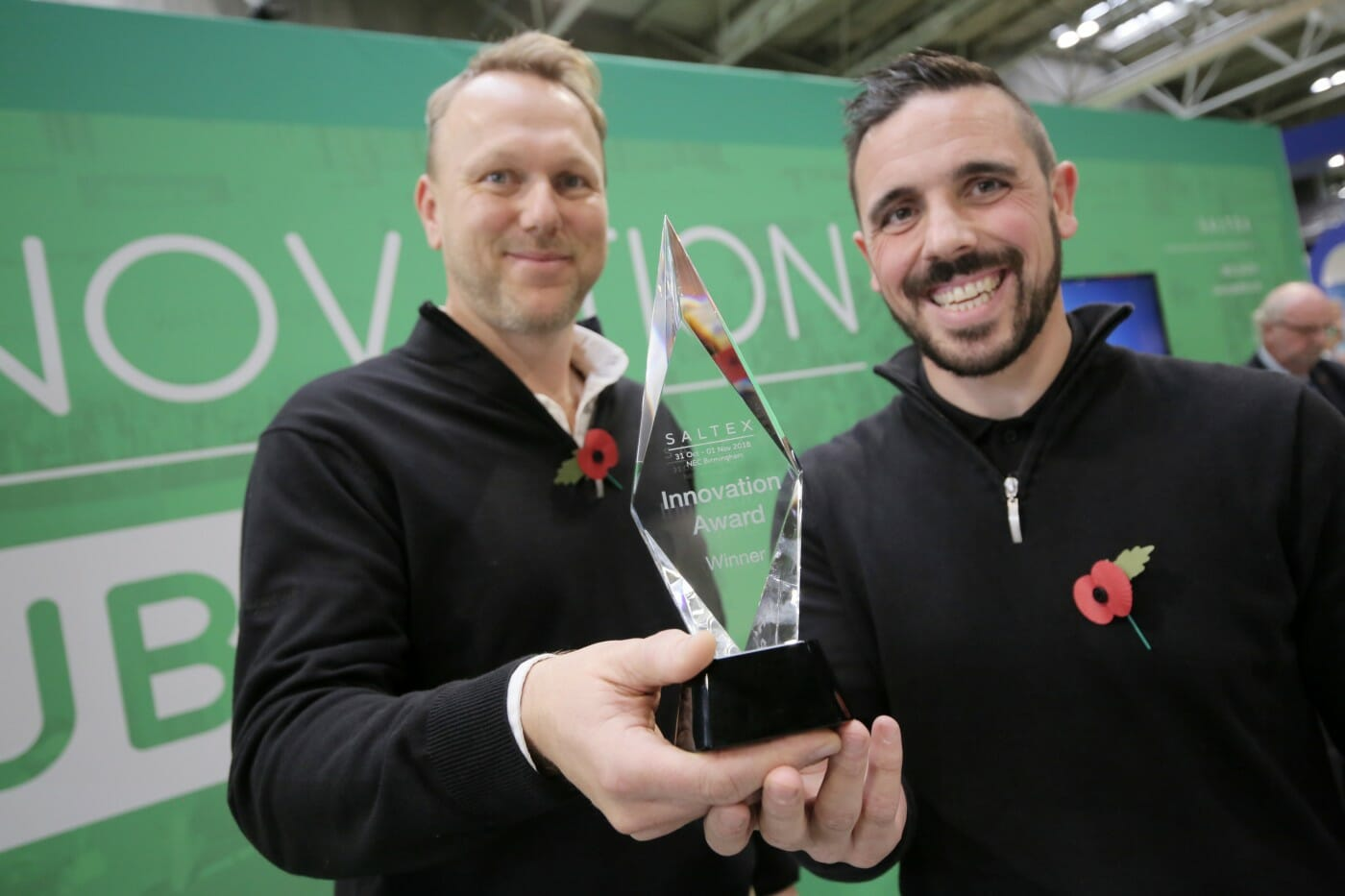 SALTEX Innovation Award 2018