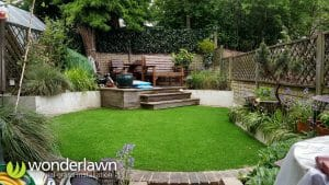 wonderlawn install artificial grass