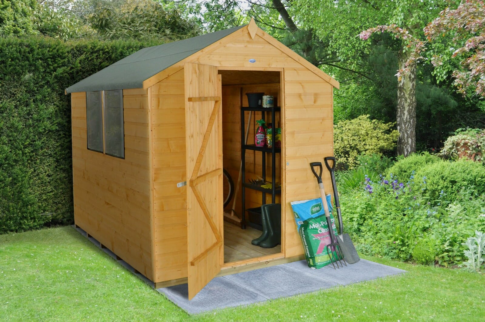 Sheds – A Buyer's Guide