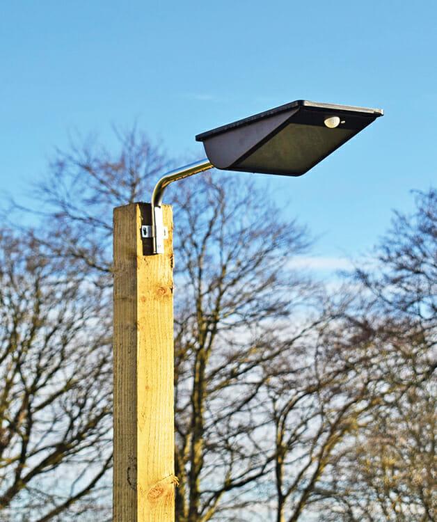 Outdoor Lighting Specialists Lumena Launch The Pro Solar