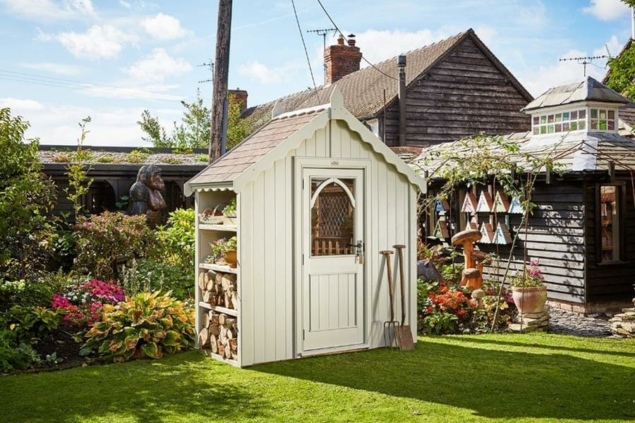 Chelsea shed