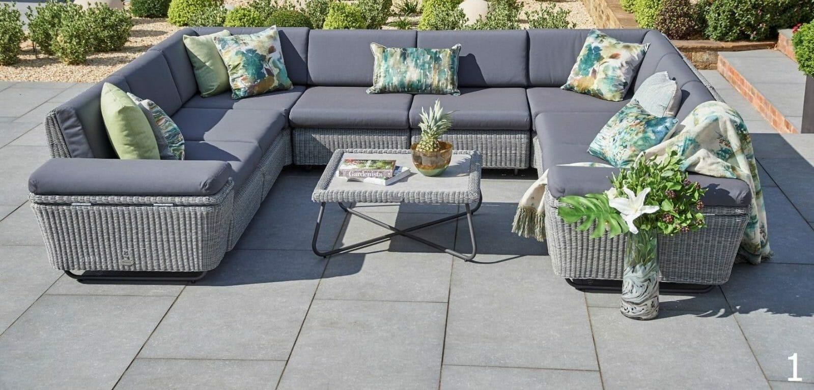 outdoor furniture from Bridgman