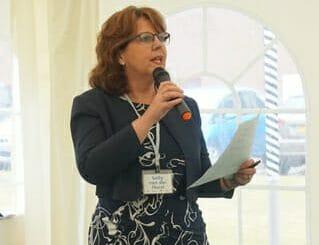 Sally van der Horst