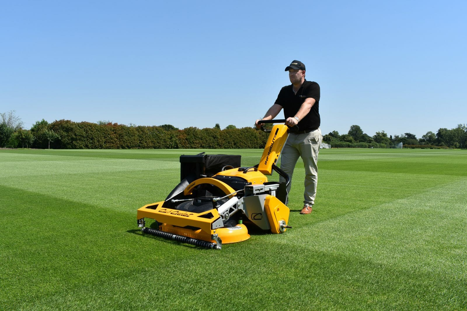 SM34 Rotary Mower from INFINICUT