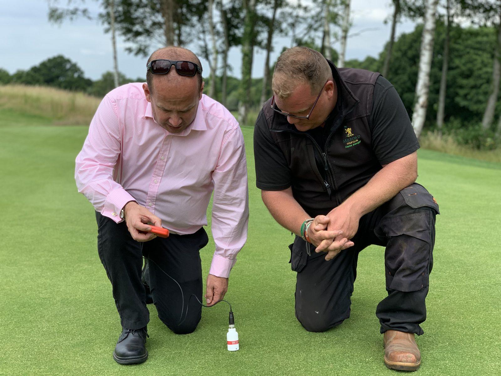Milford Golf Club in Surrey