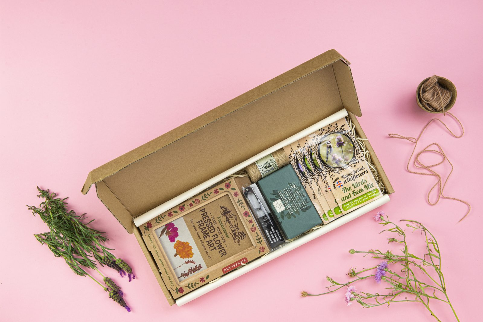 sutton seeds gift set