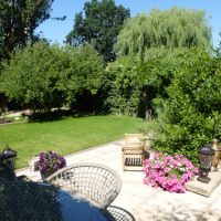 Garden Redesign after renovation work 2