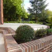 Mill Hill Traditional Garden (34)