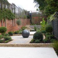 Patio & Courtyard Garden Design London